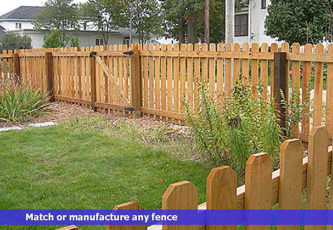 Fencing Contractor Fence Company Commercial