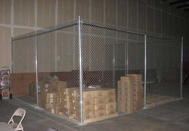 Commercial Fencing Security Gates Enclosures