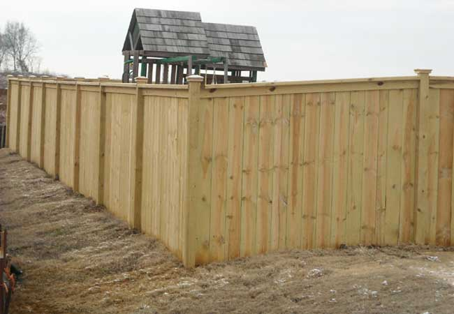 All4Fencing | Spokane Fencing Contrator | Wood Fence