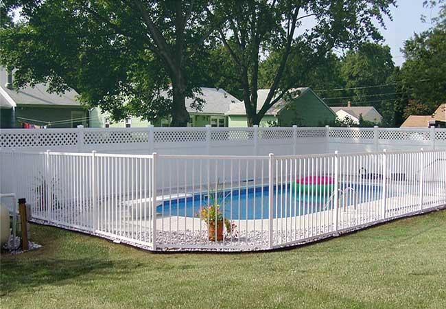 Enclosures Chainlink Slats Garden Fencing Gates